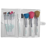 12pc Multi-Color Brush Set